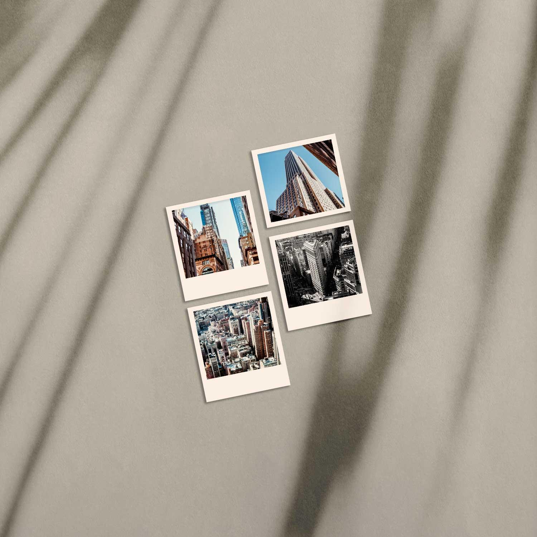 Polaroid con iman